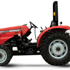 Trator Agrale 5065 Compact 4x2 / 4x4